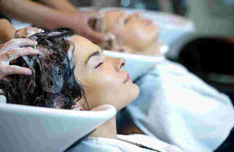 Hair Massage
